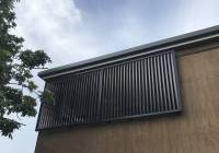 Vertical Louvres