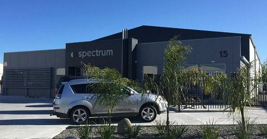 Spectrum Office & Manufacturing Building